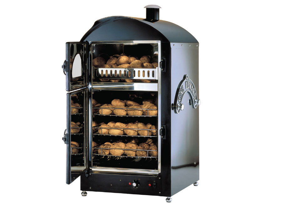 MAJESTY 5002 potato oven