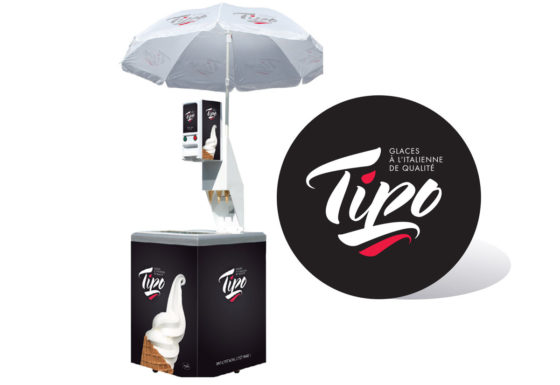 Tipo Soft-Serve Ice Creams – Gyrdis